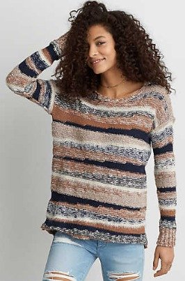 $19.99Select Sweater Sale @ American Eagle