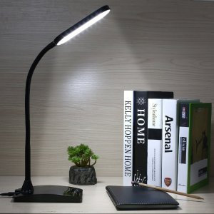 Deckey LED Eye-protected Desk Light (Black)