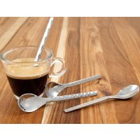 $9.27 WMF Type Espresso Spoons 4.25-Inch Silver Set of 4