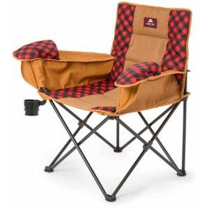 Ozark Trail Cold Weather Chair with Steel Frame,