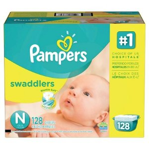 Free $10 Gift CardOn $50+ Purchases on select Diapers, Training Pants and Baby Wipes @ Target