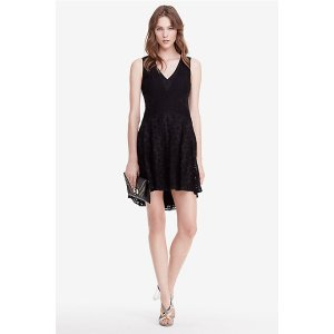 DVF Fiorenza Lace Tank Dress | Landing Pages by DVF