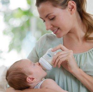 超低价!$7.89销量冠军!Philips AVENT Natural 自然原生系列奶瓶2个-4oz
