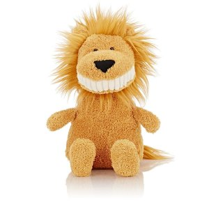Toothy Lion by Jellycat