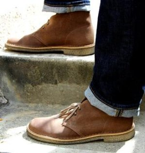 Up to 70% Off Select Men's Desert Boots @ 6PM
