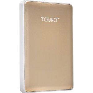 $33.95(was $59.95)HGST 500GB Touro S Ultra-Portable External Hard Drive (Gold)