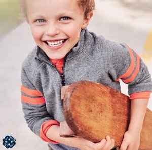 Extra 30% Off Kids Apparel Clearance @ OshKosh BGosh