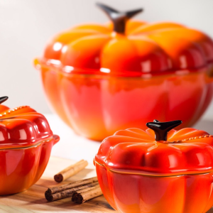 Free Petite Pumpkin Cocotte ($30 Value) with Orders $150+ @ Le Creuset