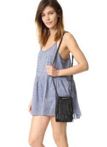 $58.35 Rebecca Minkoff Finn Phone Cross Body Bag