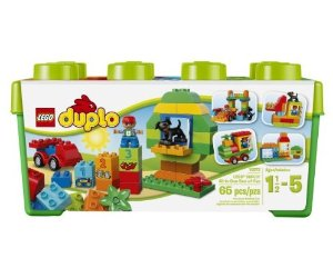 LEGO DUPLO 10572 Creative Play All-in-One-Box-of-Fun