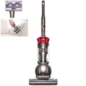 $194.99 Dyson DC65 Ball Animal Upright Vacuum with Tangle-Free Turbine (Red) Manufacturer refurbished