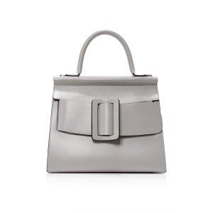 Leather Karl Top Handle Bag by BOYY