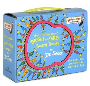 $8.49The Little Blue Box of Bright and Early Board Books by Dr. Seuss (Bright & Early Board Books(TM))