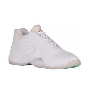 adidas T-Mac 3 - Men's - Basketball - Shoes - Tracy Mcgrady - White/Green Glow