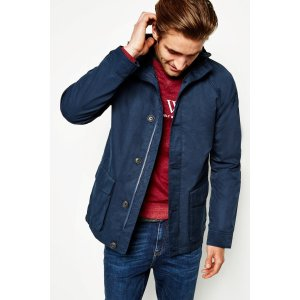 SELBOURNE CANVAS JACKET | JackWills US