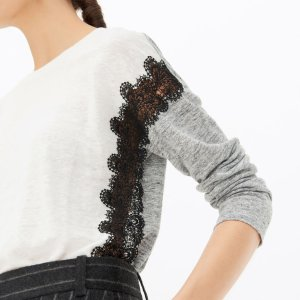 Joy Top - New Arrivals - Sandro-paris.com