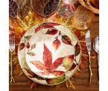 Asheville Leaves Dinnerware | Pier 1 Imports