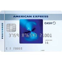 Special Offer - Earn 5% cash back on eligible travel purchases + 6% at U.S. supermarkets + $150 Blue Cash Preferred® Card from American Express