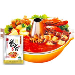 RICHEN FOODS Weizhiwuyu Hotpot Soup Base Sour Spicy Flavor 150g [B1G2 Free]