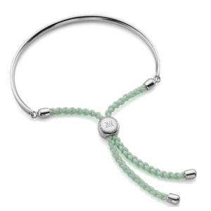 Fiji Friendship Bracelet in Sterling Silver | Jewellery by Monica Vinader