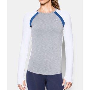 UA ColdGear® Women's Long Sleeve Shirt