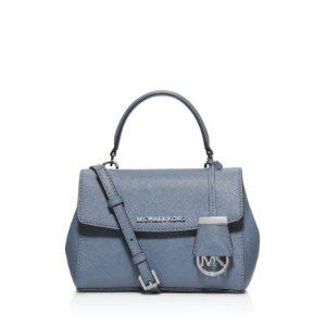 MICHAEL Michael Kors Ava Extra Small Saffiano Leather Crossbody | Bloomingdale's