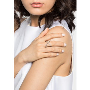 Crystal Mason Ring | BaubleBar