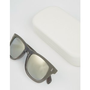 Marc By Marc Jacobs   Marc By Marc Jacobs Square Sunglasses In Clear
