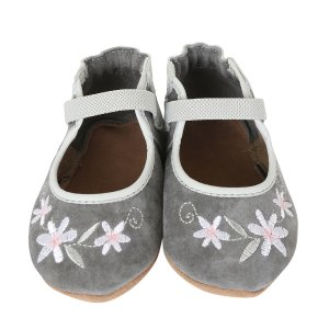 Cool Water Mary Jane Baby Shoes | Robeez