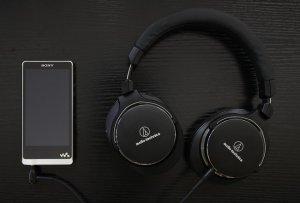 Audio-Technica ATH-MSR7NC Hi-Res ANC Headphones