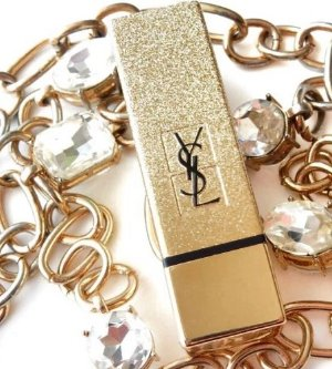 New Arrival! $37 YVES SAINT LAURENT BEAUTY Star Clash Limited Edition Rouge Pur Couture @ Barneys New York