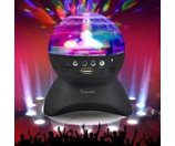 Erligpowht Stage Lights, Rotating Magic Effect Disco Ball Light