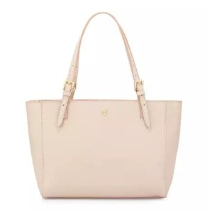 Tory Burch York Small Saffiano Tote Bag @ Neiman Marcus