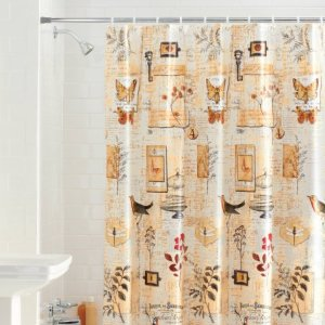 Mainstays Portico PEVA Shower Curtain