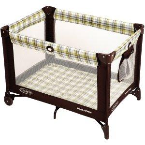 $34.88(原价$69.00)Graco Pack 'n 婴儿游戏床