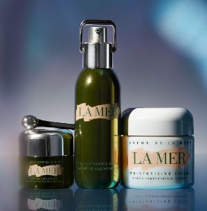 Get a free exclusive trio (up to $151.1 value)With any $100 purchase  @ La Mer