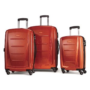 Samsonite Winfield 2 Fashion 3 Piece Spinner Set