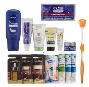 $14.99 Women's Skin & Oral Care Beauty Sample Box ($14.99 credit with purchase)