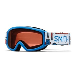 Smith Optics Sidekick Youth Ski Goggles Lapis Toolbox Frame RC36 Lens | Focus Camera
