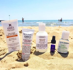Free Ground Shipping on All Orders @ Kiehl's