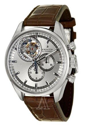 $16184(reg. $57800)Zenith Men's El Primero Tourbillon Watch 03-2050-4035-01-C713