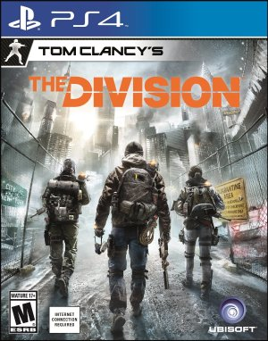 Tom Clancy's The Division - PlayStation 4/Xbox One