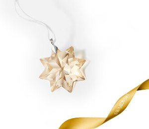 Free Star ornamentWith $200 Purchase @ Swarovski