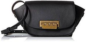 ZAC Zac Posen Eartha Iconic ZP1360 Micro Accordion Cross Body, Black