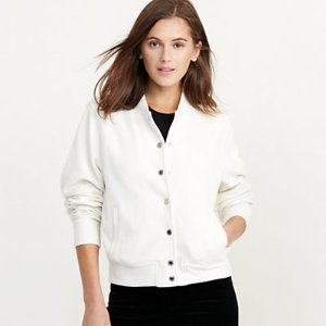 Cotton Bomber Jacket - Wool � Coats & Jackets - RalphLauren.com