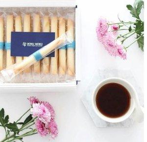 $27 Yoku Moku Cigare Cookies @ Neiman Marcus