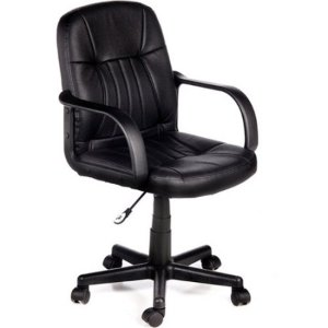 Comfort Products 60-5607M Leather Mid-Back Chair