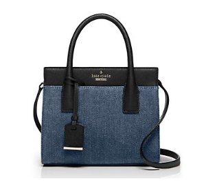 cameron street denim mini candace @ kate spade new york