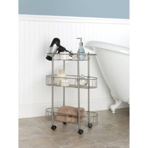 As Low As $6.94 An Organized Bathroom Without Drilling Holes In The Wall