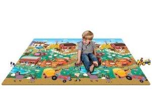 Prince Lionheart Play Mat, Farm